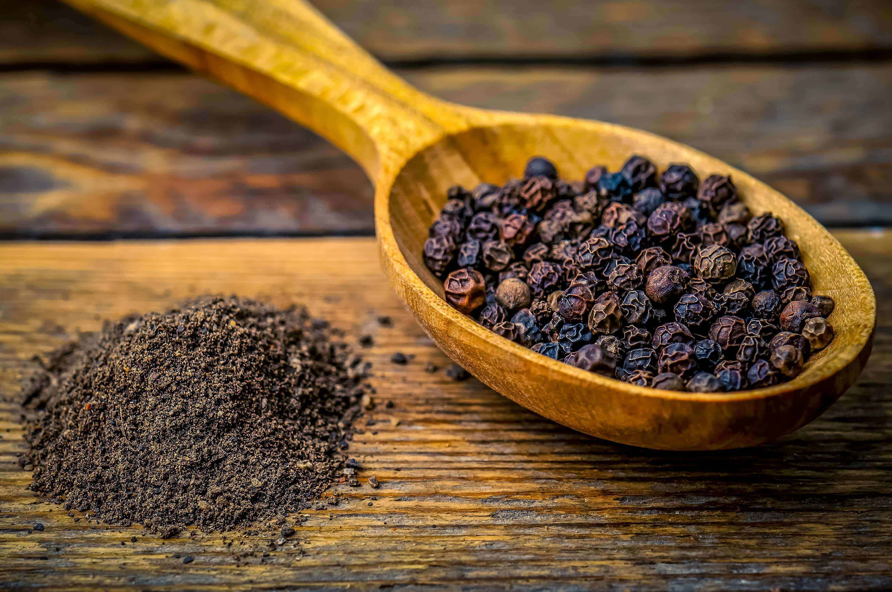 6 Benefits of Black Pepper some of its will surprise you