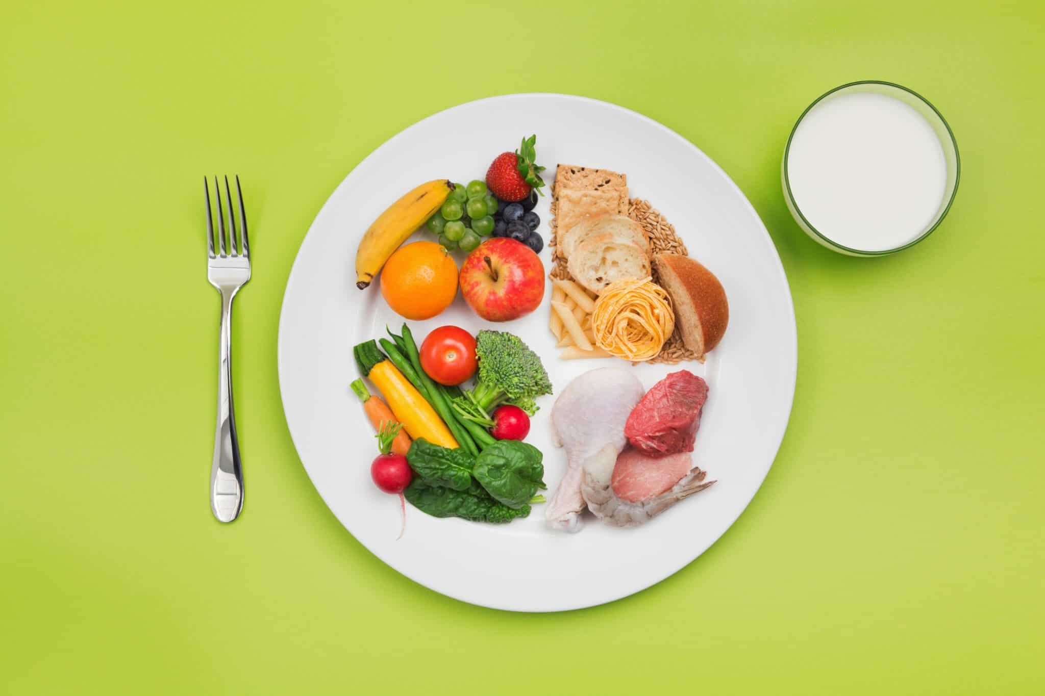 Balanced Diet Puro Food